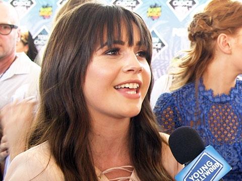 Bea Miller On When She First Met Selena Gomez The Fan Girl Life